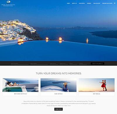 AquaVista Hotels