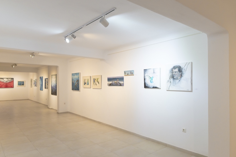 Open Call for Artists – Small Group Exhibition at Aqua Gallery Santorini (5 artists)