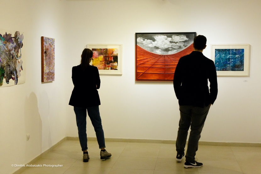 Open Call for Artists – Solo Exhibition at Aqua Gallery Santorini