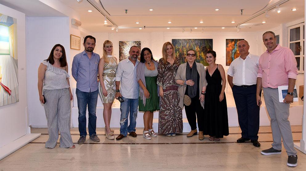 An Art Tribute to Lina Nikolakopoulou